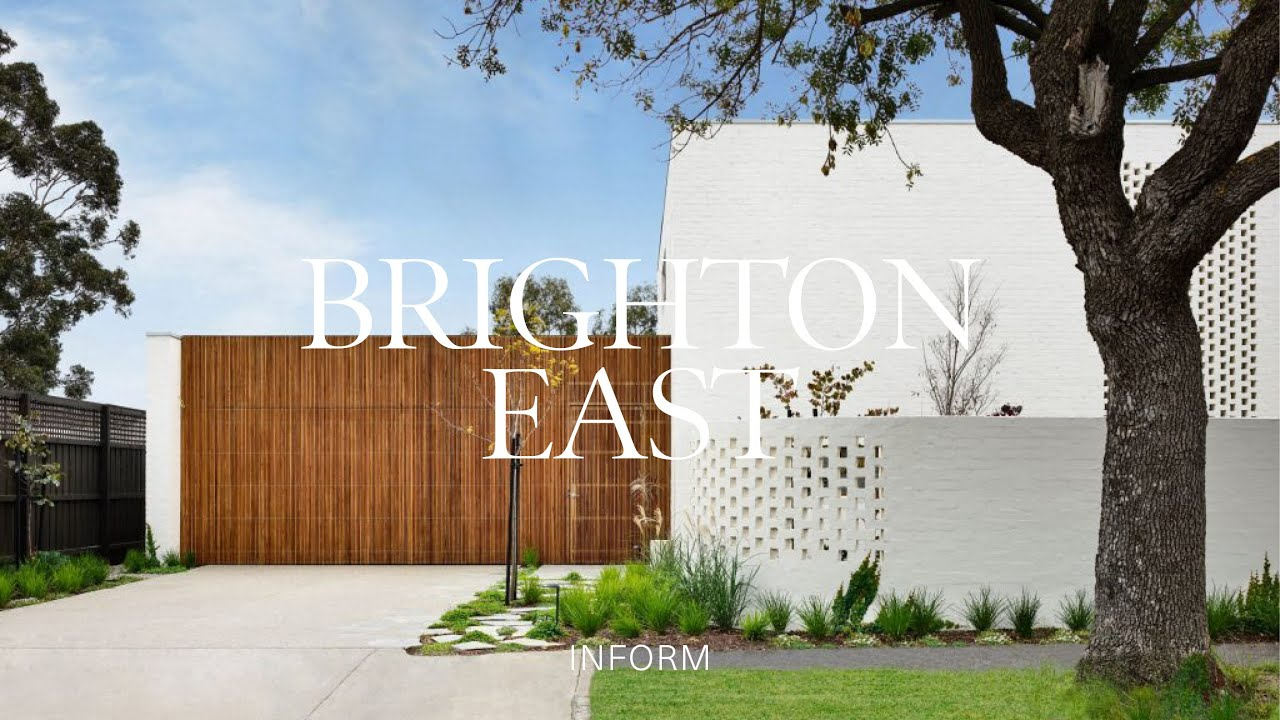 Brighton East by InForm   Video Feature   The Local Project