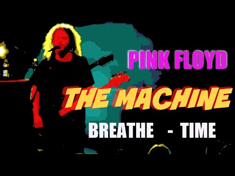 """Pink Floyd Tribute Band, THE MACHINE (NYC), Performs """"Breathe"""" and """"Time"""" @ Lock 3, Akron, Ohio"""