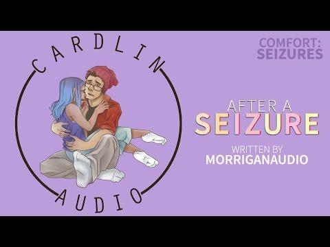 ASMR Roleplay: After A Seizure Comfort for seizing Aftercare GentleRomantic