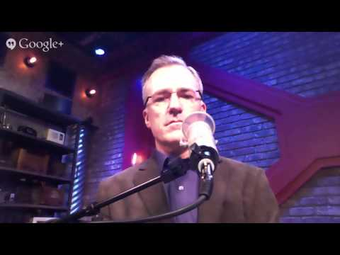 Mike Elgan's experimental Hangout-on-Air