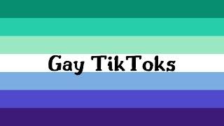 gay (mlm) tiktoks