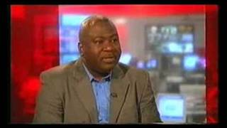 Cab Driver on the BBC