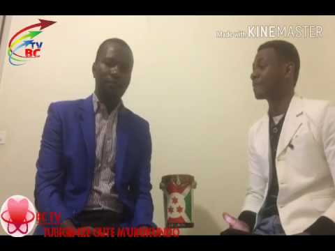 Burundi comedians TV Mukiganiro: TUBIGENZE GUTE M'URUKUNDO. Na Bel Ami