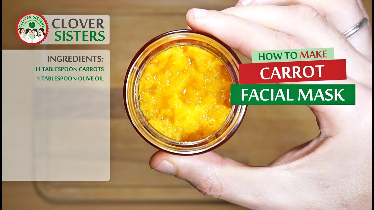 Carrot face mask: the best recipes, features and effectiveness 72