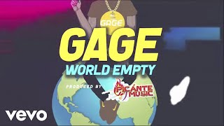 Gage - World Empty (Official Lyric Video)