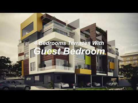 lkoyi's Finest Sole Elevator Terraces (4 Bedroom Terraces For Sale)