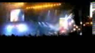 linkin park lying from you jay Z live
