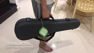 Unboxing Jakob Winter Violin Case From Germany