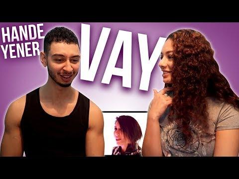 Hande Yener Vay Turkish Song Reaction   Jay & Rengin