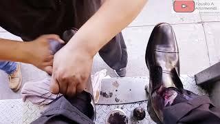 S2E111 Premium shoe shine blac…