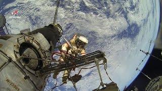 Уроки космоса: стать космонавтом
