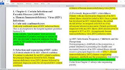 ICD 10 CM Infectious and Parasitic Diseases Guideline Breakdown