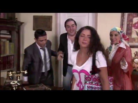 نونة المأذونة - شاهد كيف تتعامل النجمة منى زكى مع المعجابين ... الفنان احمد حلمى عامل ايه!!! thumbnail
