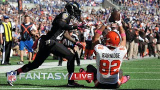 Top Waiver Wire Targets (Week 6)   NFL Fantasy Football Live