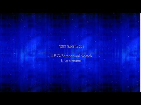 UFO watch (Noon/Clear)