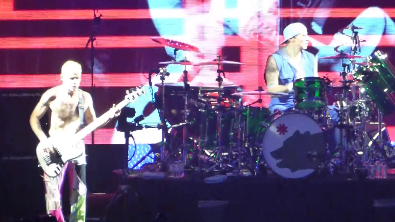 Red Hot Chili Peppers Frankfurt