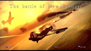 Blazing Angels: Squadrons of WWII | Mission 12 | The battle of New Georgia