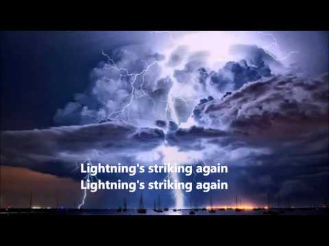 Lightnin' Strikes  LOU CHRISTIE (with lyrics)