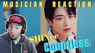 """MUSICIAN REACTS to SHINee """"COUNTLESS"""""""