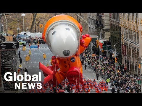 Macy's Thanksgiving Day Parade 2019 | FULL