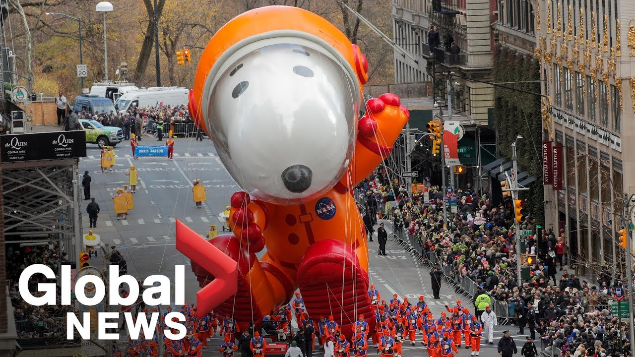 Download Macy's Thanksgiving Day Parade 2019   FULL