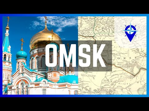 OMSK: Where Siberia could have become independent!