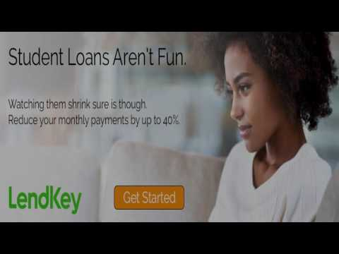Private Student Loans Providers in United States (US) #7 (LendKey)