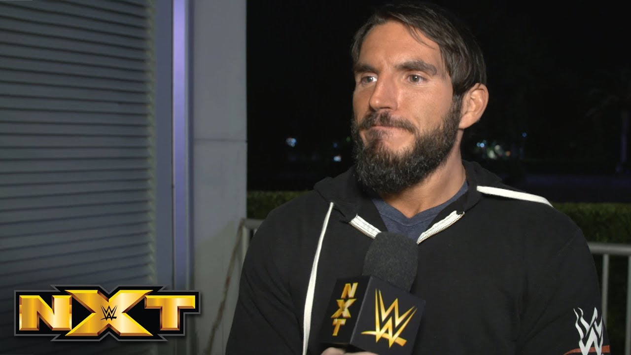 Johnny Gargano doesn't fear facing Aleister Black in a steel cage: WWE Exclusive, Dec. 5, 2018