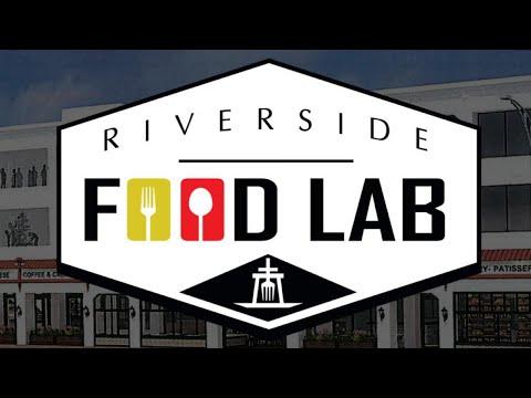 Food Lab, Riverside California || QUICKIE VLOG