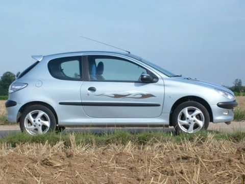 ma voiture la peugeot 206 2009 youtube. Black Bedroom Furniture Sets. Home Design Ideas
