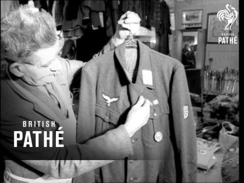 Sale Of Nazi Relics (1966)