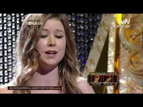 Lascia Ch'io Pianga - Hayley Westenra - Operastar 오페라스타 2012 (Korea) final