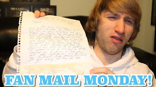 FAN MAIL MONDAY #48 -- A USED CONDOM!
