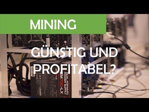 Wieviel kostet das günstigste Mining Rig? Ist es profitabel?