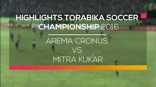 Video Gol Pertandingan Arema Cronus vs Mitra Kukar