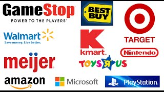 Black Friday 2015 Video Game Buying Guide by HollywoodShono