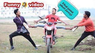 Must watch funny video ((episode 1)) bindas fun bd