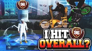 NBA2K19-96 OVERALL OR DOUBLE BARRED? NEW LOWRIDER BIKE UNLOCKED? THE MOMENT OF TRUTH!