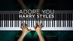 Harry Styles - Adore You   The Theorist Piano Cover