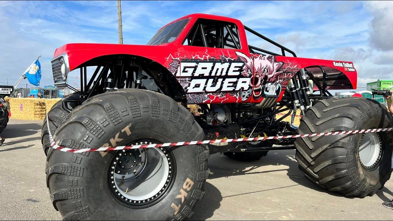 Novice Builds Dream Monster Truck ep1