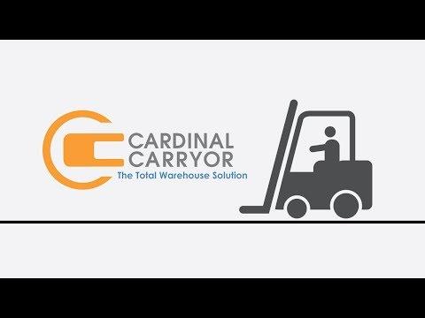 Mobile Warehouse Equipment - Cardinal Carryor - Mobile Warehouse Equipment