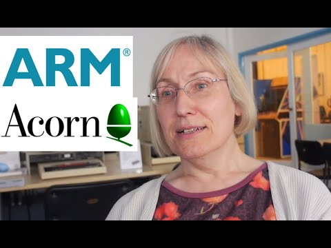ARM inventor: Sophie Wilson (Part 1)
