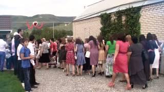 Ахмат и Зуля (карачаевская свадьба)