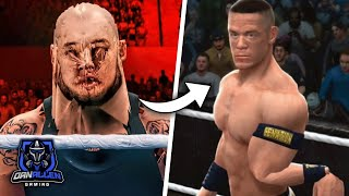 WWE 2K20 - Insane Glitches and Funny Moments