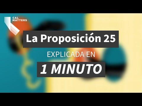Explicación de la Proposición 25 de California, que reemplaza la fianza en efectivo