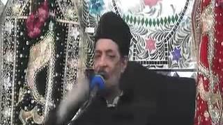 Allama Zamer Akhtar Naqvi  5th moharam3    Imam Bargah Chaharda Masoomeen Ancholi, Karachi, Pakistan