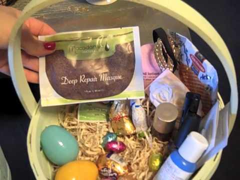 Easter basket ideas for guys girls youtube easter basket ideas for guys girls negle Images