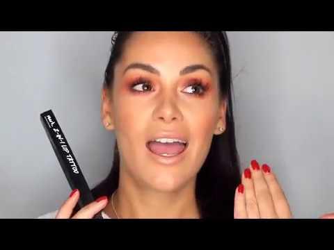915773ac1 Finish Strong   Blogger Beauty's Big Sister   AVON Lip Tattoo - YouTube
