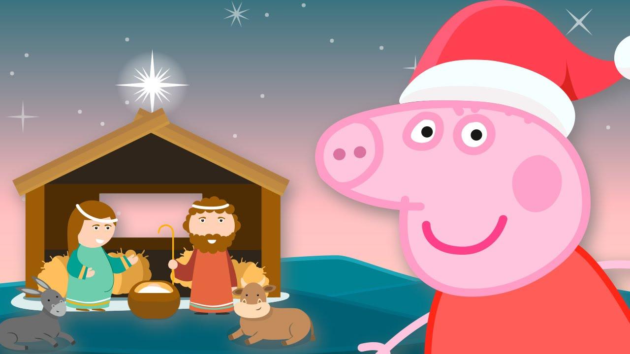 La Navidad De Peppa Pig Cuentos De Navidad Para Ninos Cuentos