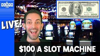 🔴 LIVE 💲💯 a Slot Machine  @ San Manuel Casino ✪ BCSlots